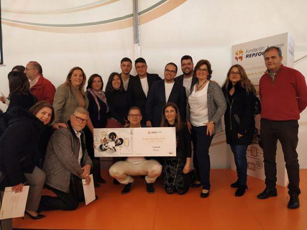 1º Premio FP Emprende Fundacion Repsol