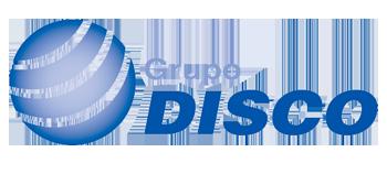 Logo Grupo Disco