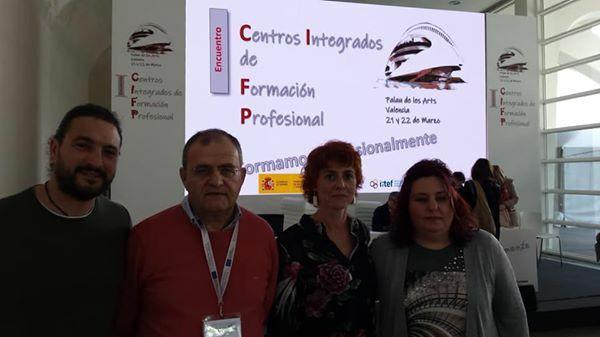 Congreso internacional FP Valencia 1