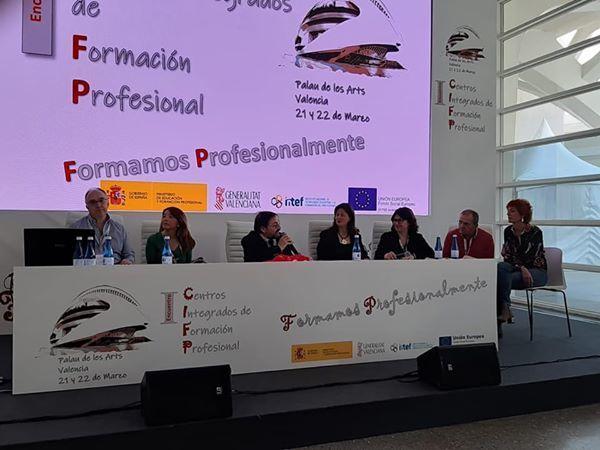 Congreso internacional FP Valencia