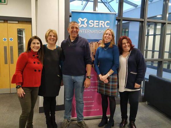 Erasmus+ profes en Irlanda 2