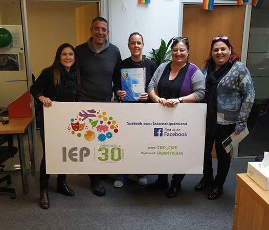 Erasmus+ profes en Irlanda