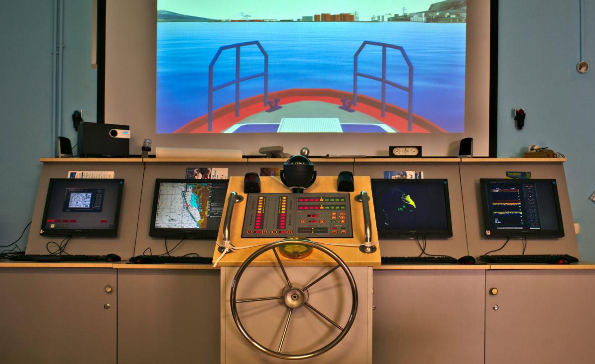 simulador navegación