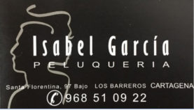 LOGO ISABEL GARCÍA