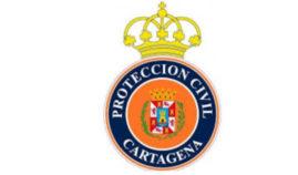 logo proteccion civil cartagena
