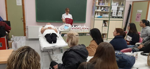 Tratamiento facial de Guinot institut (1)