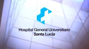 logo Hospital General Universitario Santa Lucía