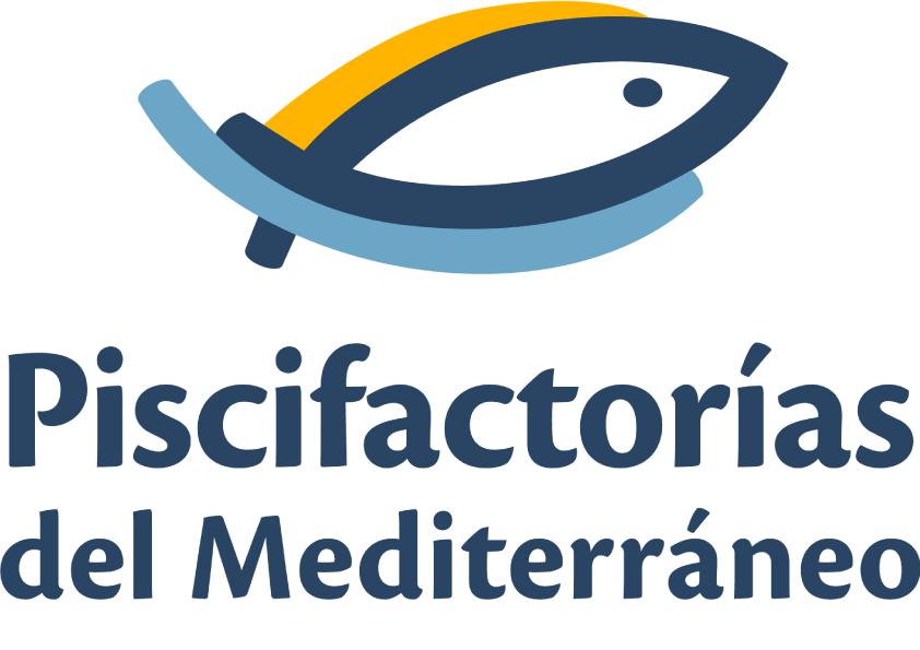 LOGO PISCIFACTORÍAS MEDITERRÁNEO